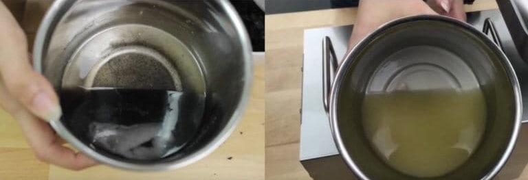 เครื่องสกัดน้ำมัน-ตัวอย่างน้ำมัน