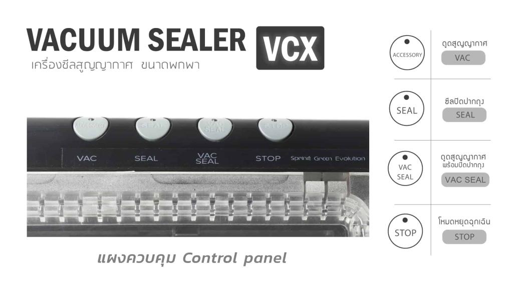 VCX-วิธีใช้งาน