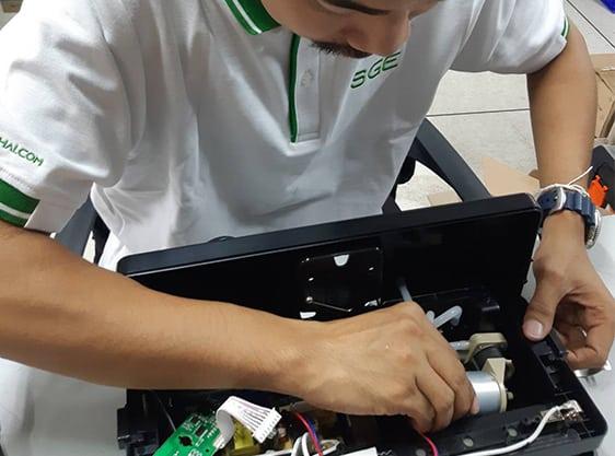 บริการซ่อม ซ่อมเครื่องซีลสูญญากาศ VCECO